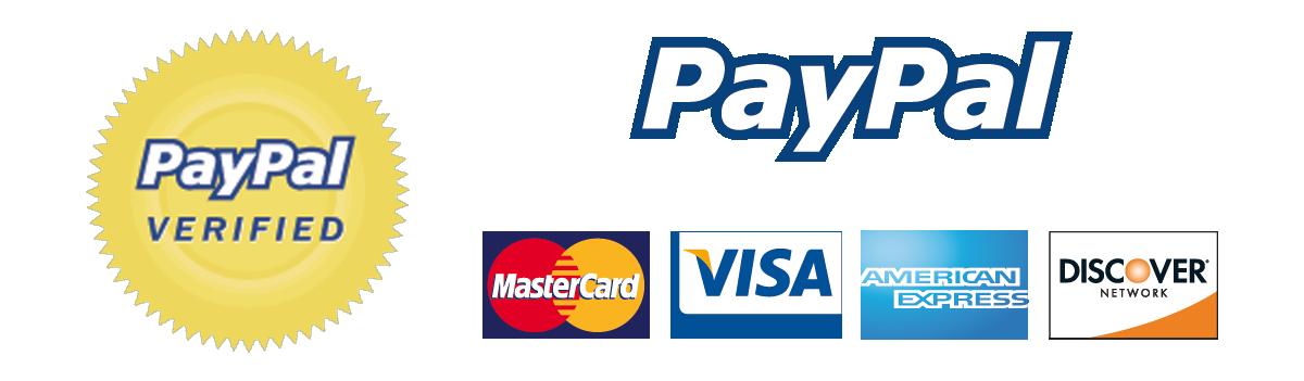 Sello de PayPal oficial